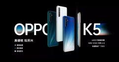 เปิดตัว OPPO K5 ในจีน สเปคเด็ด ราคาเริ่มที่ 8,000 เตรียมเข้าไทยเร็ว ๆ นี้