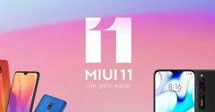 Xiaomi เผยรายชื่อรุ่นที่จะได้รับอัพเดต MIUI 11 เพิ่มเติมในล็อตที่ 3