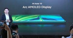 Xiaomi ไทย เปิดตัว Mi Note 10 มือถือกล้อง 108MP พร้อมโปรพิเศษทั้งออนไลน์และหน้าร้าน