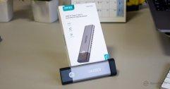 รีวิว CHOETECH กล่องใส่ NVMe M.2 SSD มาตรฐาน USB 3.1 ความเร็วสูงระดับ 10 Gbps