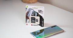รีวิว Kingston CANVAS Select Plus micro SD 128 GB มาตรฐาน Android A1 โหลดแอปเร็วทันใจ