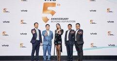 [PR] Vivo ฉลองครบรอบ 5 ปีสุดยิ่งใหญ่ พร้อมเปิดตัวสมาร์ตโฟน S1 Pro ตอบโจทย์วัยรุ่นยุคใหม่อย่างลงตัว
