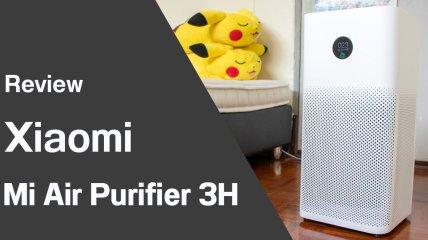 รีวิว Xiaomi Mi Air Purifier 3H เครื่องฟอกอากาศอัจฉริยะ ไส้กรอง HEPA Class 13 กรองได้ดีกว่า