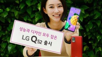 LG Q52 เปิดตัวอย่างเป็นทางการ มาพร้อม Helio P35