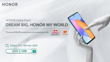Honor 10X Lite เตรียมเปิดตัว 10 พฤศจิกายนนี้ พร้อมเปิดตัวโครงการ Red Bull Basement