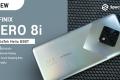 รีวิว Infinix ZERO 8i สเปคเรือธง Helio G90T จอ 90 Hz ในราคาแค่ 6,590 บาทเท่านั้น