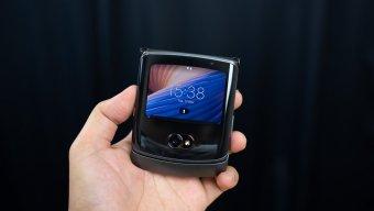 รีวิว Motorola razr 5G ปลุกตำนาน จอพับรุ่นคลาสสิก กลับมาอีกครั้ง พร้อมรองรับ 5G