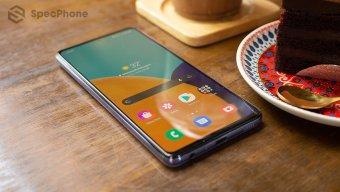 รีวิว Samsung Galaxy A52 5G มือถือกล้อง Super AI สำหรับสายทำคอนเทนต์ ในราคา 13,499