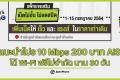 แนะนำโปร 10 Mbps 200 บาท AIS ได้ Wi-Fi ฟรีไม่จำกัดอีกด้วย ทำไงไปดู!!