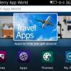RIM เตรียมปล่อย BB App World 3.0 ตัวเต็ม 22 สิงหานี้