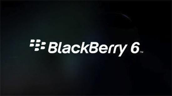 blackberry 6 logo