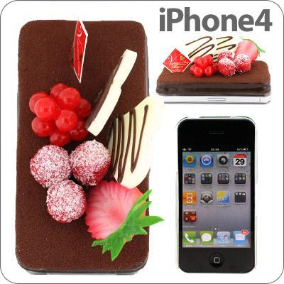 เคสเค้ก(!?)ไอโฟน 4 รับวันวาเลนไทน์