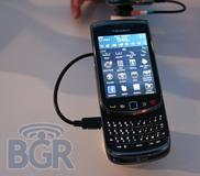 RIM จัดเต็ม!!! กับตลาด Smart Phone ล่าสุด เผยโฉม BlackBerry Torch 2 แล้ว
