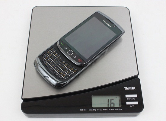 BlackBerry Torch 9800 45
