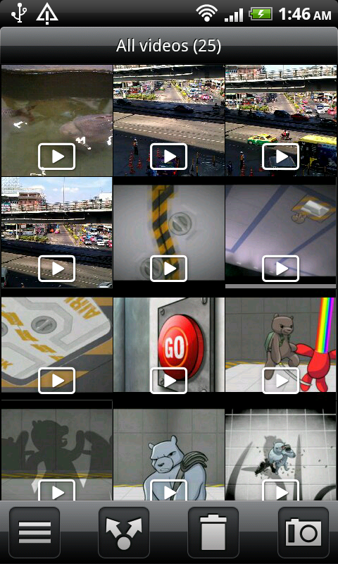 HTC DS HD Connect Media 2