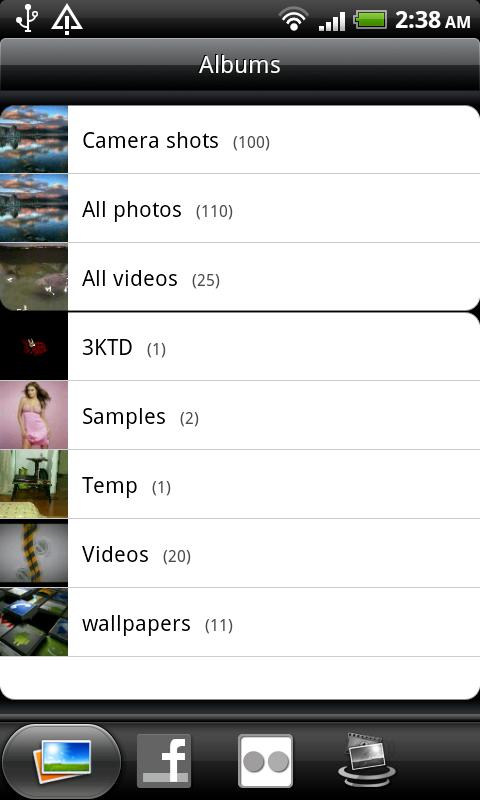 HTC DS HD Gallery 1