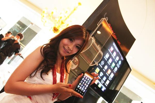 LG Optimus 2x Black 66