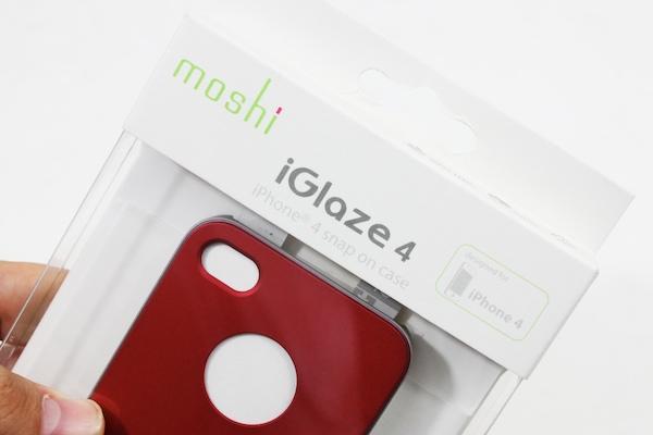Review Moshi iGlaze 4 2