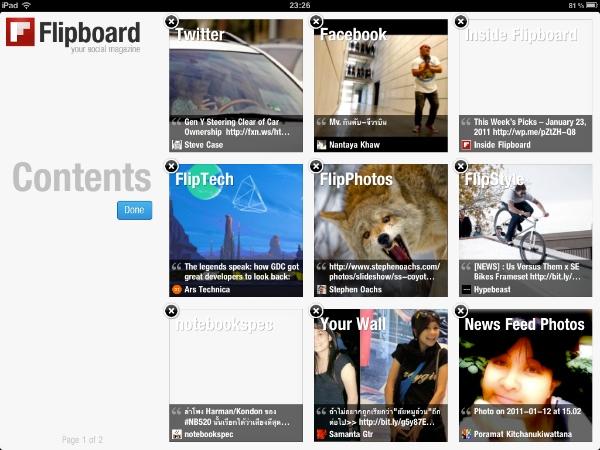 Review Filpboard 6