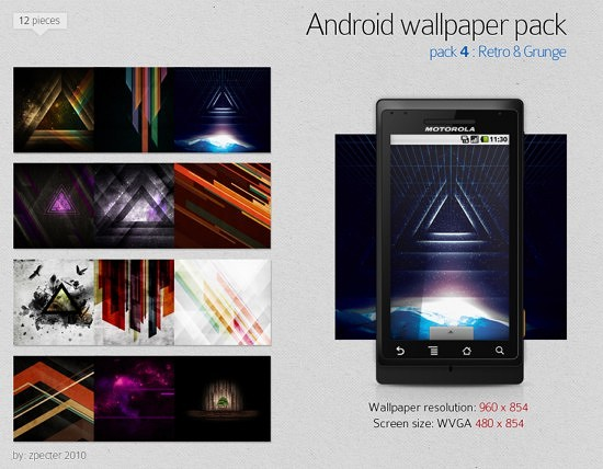 android wallpaper pack 04 by zpecter d2zpod4
