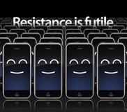 iphone resistance