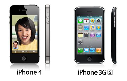 iphone4 3gs