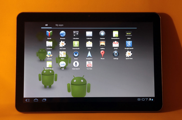 Galaxy Tab 10.121