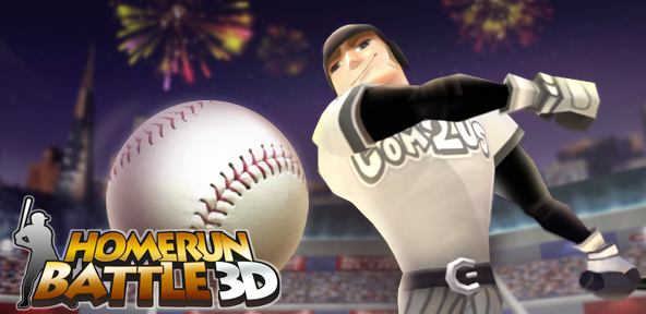Homerun Battle 3D เกม Baseball สุดมันส์ที่ไม่ควรพลาด