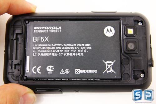 Motorola Defy 34