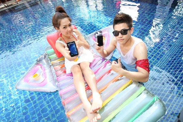 PR Motorola Smartphone Defy 272