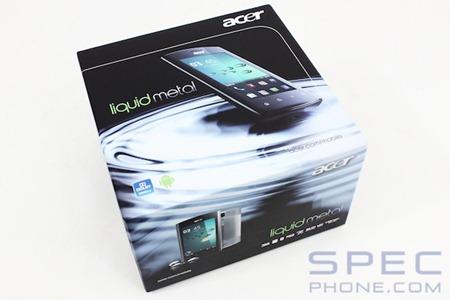 Review-Acer Liquid Metal 1