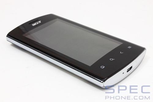 Acer Liquid Metal : สมาร์ทโฟนน้องตู้ปลาสายพันธ์ Andoird