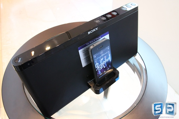 Review iPod Dock RDP X50iP 13