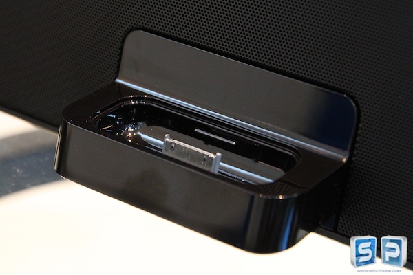 Review iPod Dock RDP X50iP 3