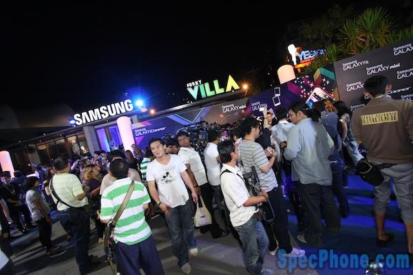 Smart Party Samsung Galaxy 28