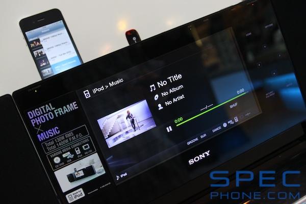 Sony WHG-SLK1i – Micro Hi-Fi ฟังก์ชั่นครบครัน พร้อมความสามารถ iPod Dock