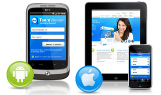 TeamViewer สำหรับสมาร์ทโฟน Android มาแล้ว!!! แถมยังใช้ควบคุม Mac ได้อีกด้วย