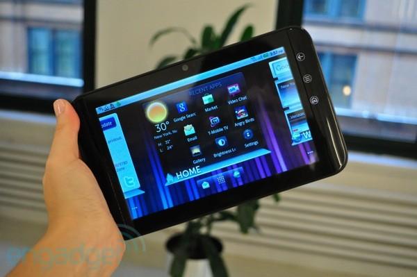 รีวิวเบาๆ กับ  Dell Streak 7 แท็บเล็ตโทรศัพท์ได้ในหน้าจอขนาด 7 นิ้ว น้องใหม่ล่าสุด!!!