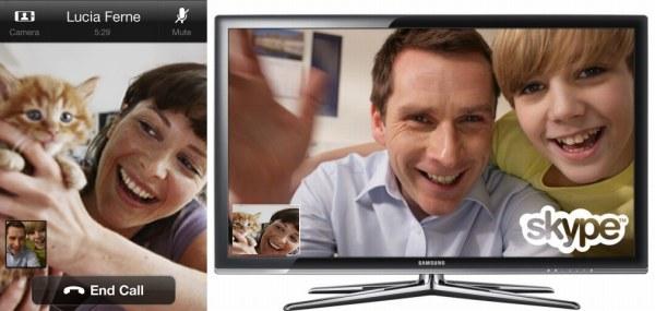 Skype พร้อมปล่อยเวอร์ชั่นใหม่!!! สำหรับ iPhone ที่เพิ่มการสนับสนุนการเชื่อมต่อกับ Skype บน HDTV