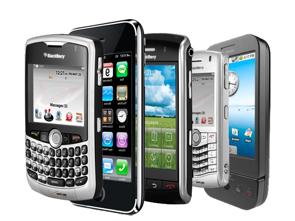 smartphone android palm windows mobile iphone