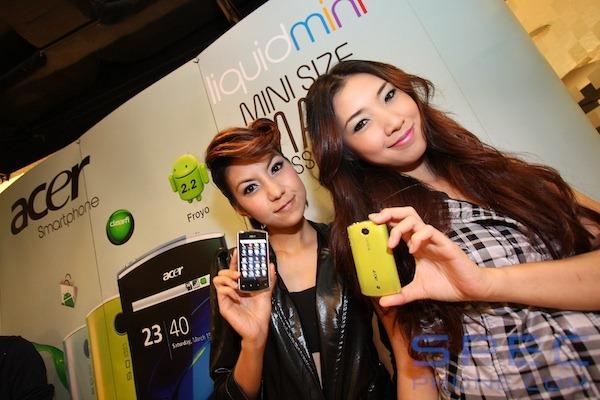 Acer Lequid Mini 24