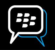 BBM icon white