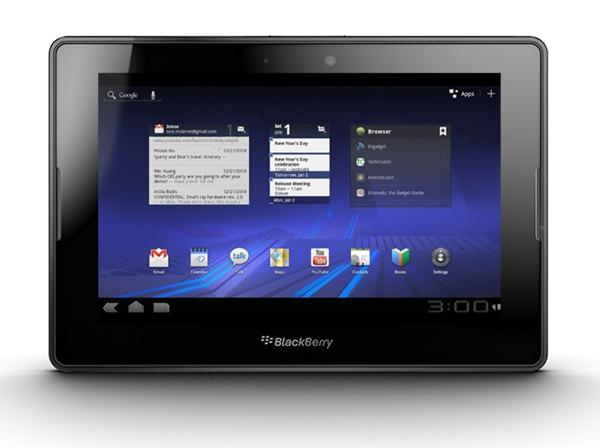 เรื่องที่ควรรู้กับการใช้เเอพ Android บน BlackBerry Playbook