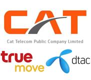 CAT Dtac Truemove