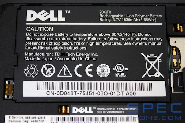 Review-Dell Streak 12