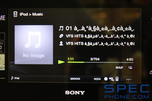 Sony iPod Dock SLK1i 29