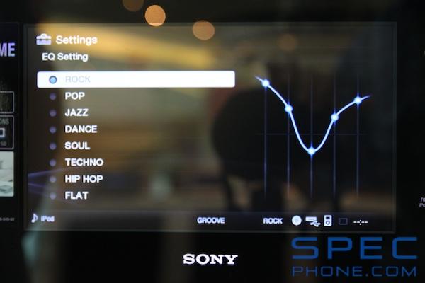Sony iPod Dock SLK1i 33