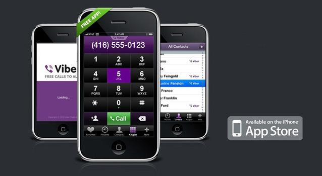 Viber : แอพพลิเคชั่น iPhone โทรฟรีง่ายๆ ผ่านเครือข่ายออนไลน์ !!!