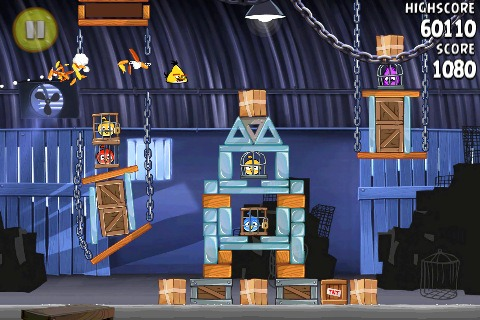 Angry Birds Rio ออกบน iOS เเล้ว