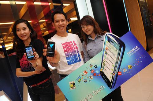 Nokia ประกาศวางจำหน่ายคอมแพคสมาร์ทโฟนรุ่นล่าสุด!!! Nokia C6 Touch คุณภาพระดับ HD